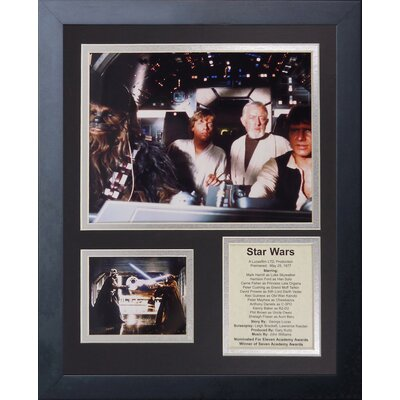 Star Wars Action Framed Photographic Print 16253U