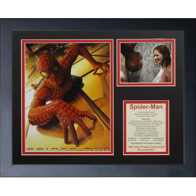 Spider-Man Framed Photographic Print 16281U
