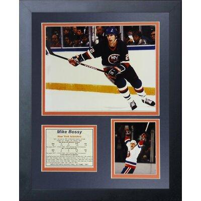 Mike Bossy - New York Islanders Framed Memorabilia 12684U