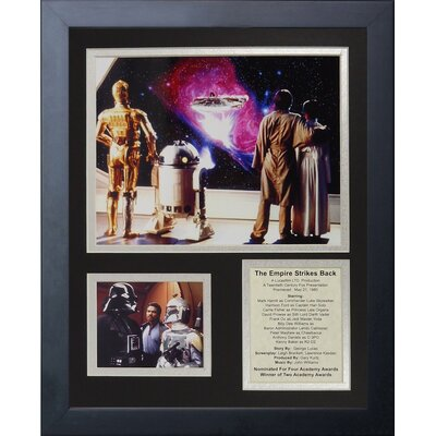 Star Wars: The Empire Strikes Back Action Framed Photographic Print 16250U