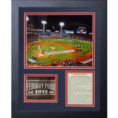 Fenway Park 2013 World Series Framed Memorabilia 11297U