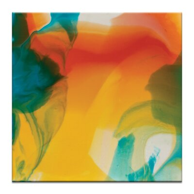 Flow 19 by Chalie MacRae Painting Print on Wrapped Canvas Size: 16