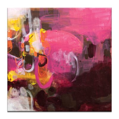 62715 by Amanda Morie Painting Print on Wrapped Canvas Size: 24