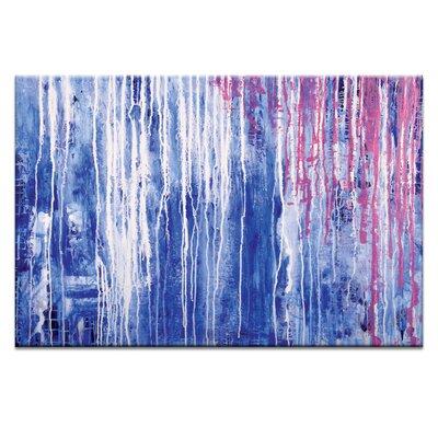 'Shaken Not Stirred' Print on Canvas Size: 20