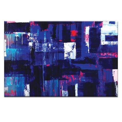 'Time Taken' Print on Canvas Size: 20
