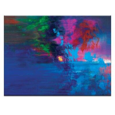 'Horizon' Print on Canvas Size: 16