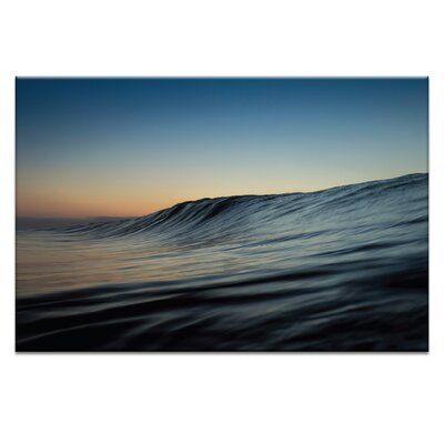 'Smooth' Photographic Print on Wrapped Canvas Size: 20