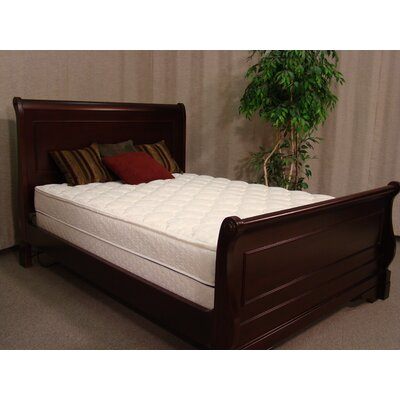 Dove 8 Softside Feather Edge Flotation Complete Bed Set Size: Twin