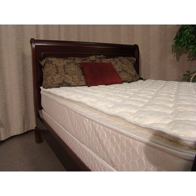 Phoenix 10 Feather Edge Flotation Complete Bed Set Size: Queen