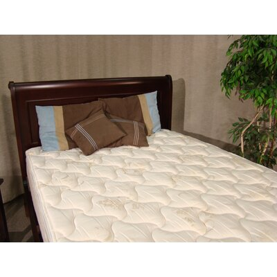 Swan 9 Feather Edge Flotation Mattress Size: Queen