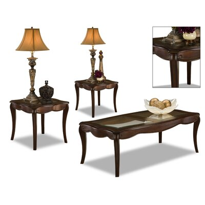 Edison Park 3 Piece Coffee Table Set
