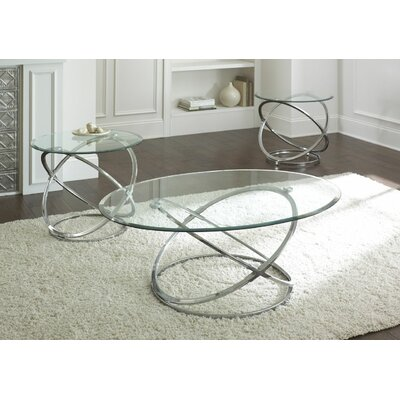 Riverdale 3 Piece Coffee Table Set
