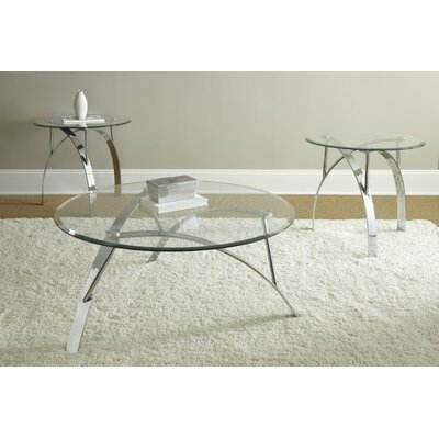 Justice 3 Piece Coffee Table Set