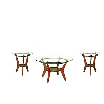 Maywood 3 Piece Coffee Table Set