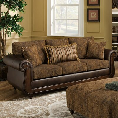 149 03 38 NSDM1171 Brady Furniture Industries Edison Park Sofa
