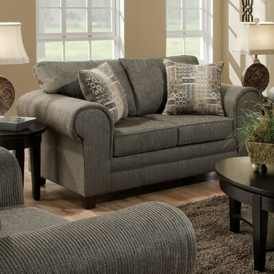 144 00 35 NSDM1038 Brady Furniture Industries Ohare Loveseat
