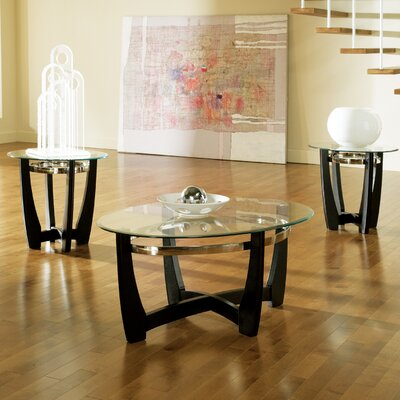 Roseland 3 Piece Coffee Table Set