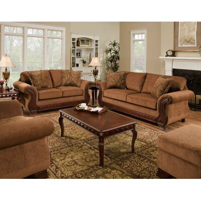 Mongo Configurable Living Room Set