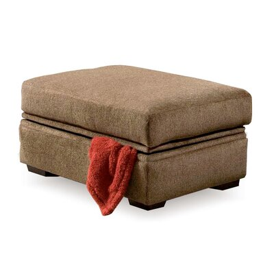Main Storage Ottoman Color: Brown