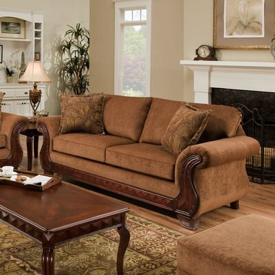 181 03 38 NSDM1294 Brady Furniture Industries Mongo Sofa