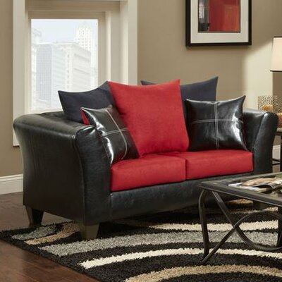 208 04 35 NSDM1600 Brady Furniture Industries Bentley Loveseat