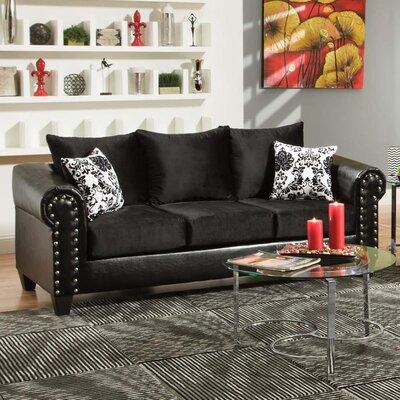 207 00 38 NSDM1607 Brady Furniture Industries Cynthia Sofa