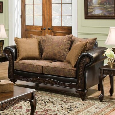 205 03 35 NSDM1604 Brady Furniture Industries Gabbie Loveseat