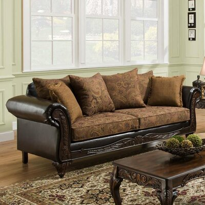 205 03 38 NSDM1603 Brady Furniture Industries Gabbie Sofa