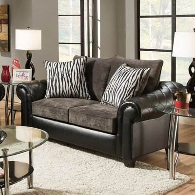 211 00 35 NSDM1610 Brady Furniture Industries Gridley Loveseat