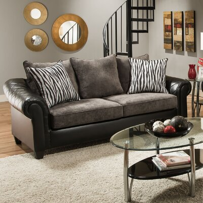 211 00 38 NSDM1609 Brady Furniture Industries Gridley Sofa