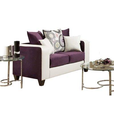 199 09 35 NSDM1560 Brady Furniture Industries Revolt Loveseat