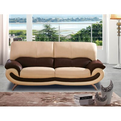 Devyn Leather Sofa