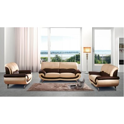Ormsby 3 Piece Living Room Set