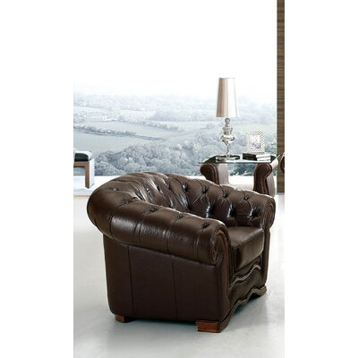 Barkell Leather Armchair