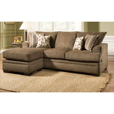 Main Reversible Sectional