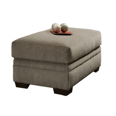 Main Storage Ottoman Color: Titanium