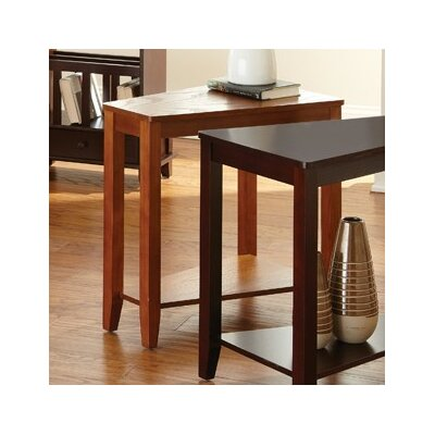 Portage End Table Finish: Oak