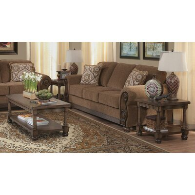 Burnside 3 Piece Coffee Table Set