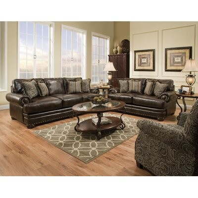 Grandeur Configurable Living Room Set