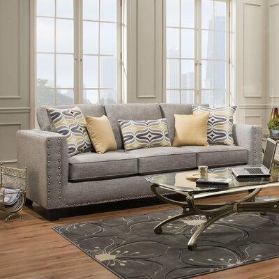 Metro Sofa Upholstery : Quartz