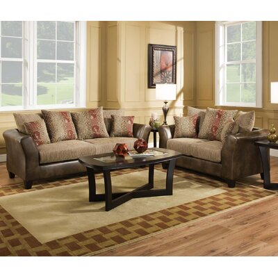 Herzog Configurable Living Room Set