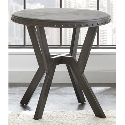 Ashanti Round End Table