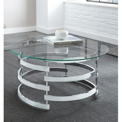Lizi Glass Coffee Table