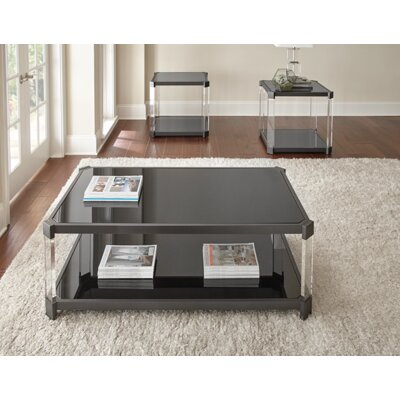 Alli 3 Piece Coffee Table Set