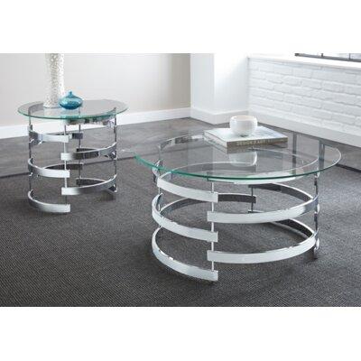 Lizi 2 Piece Coffee Table Set