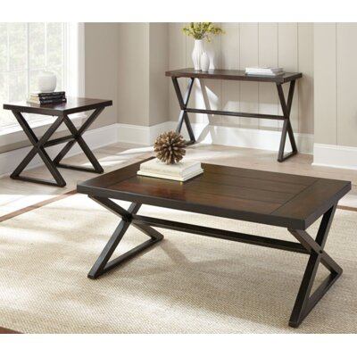 Kile 3 Piece Coffee Table Set