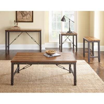 Dulce 4 Piece Coffee Table Set