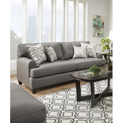 Roslindale Sofa Upholstery: Charcoal