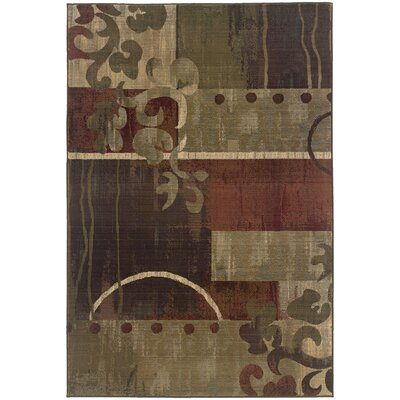 Burkhardt Area Rug Rug Size: Rectangle 710 x 11