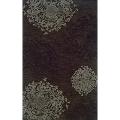 Lotus Purple/Grey Rug
